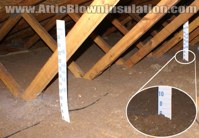 Attic blown insulation learn everything you need to know for Fiberglass blowing wool insulation